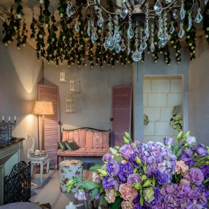 Комната для фотосессии в стиле прованс