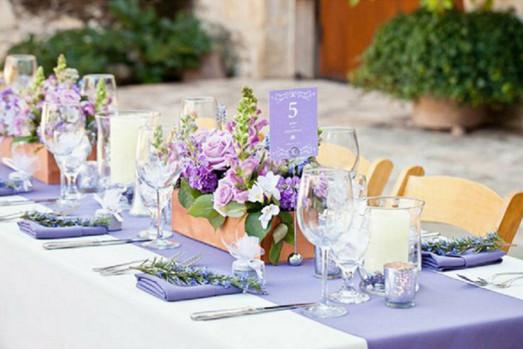 элементы оформления свадьбы в стиле прованс