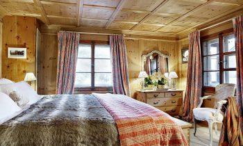 Стиль кантри, стиль французского шале (альпийское кантри)