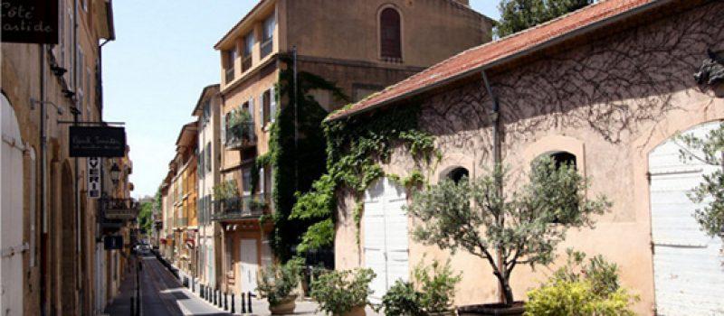Экс-ан-Прованс — фонтаны, кухня и блошиные рынки