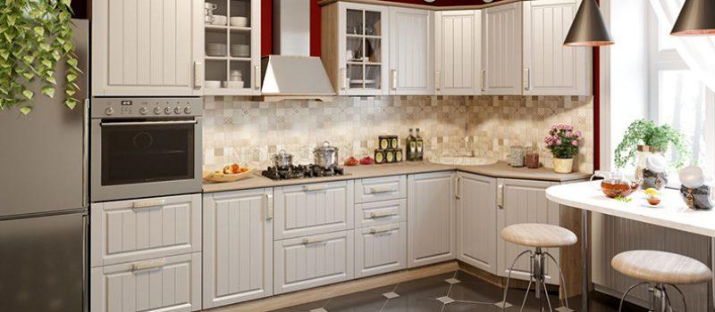 Кухни в стиле прованс — сердце любого дома