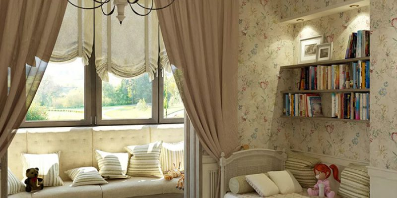 Текстиль в интерьере средиземноморского стиля