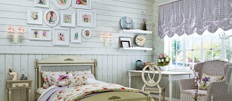 ТОП-5 правил оформления комнаты в этом стиле