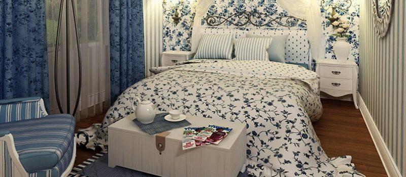 Прованс — романтика южной Франции в твоей спальне