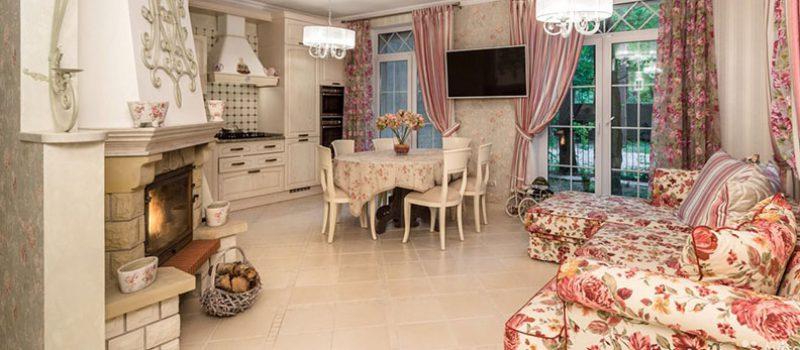 Романтичный «прованс»: уют и простота в оформлении