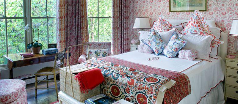 Привлекательный дизайн комнаты в стиле прованс