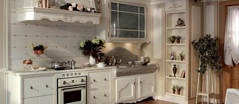 Нежность, романтика и простота: оттенки Прованса в интерьере кухни