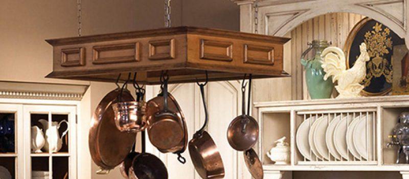Интерьер кухни в стиле прованс — детали стиля