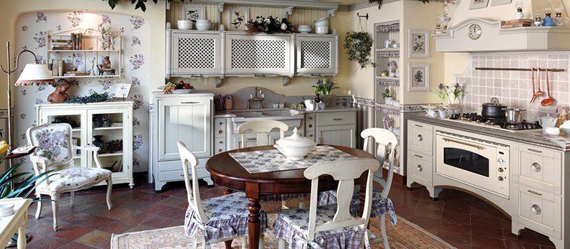 Полезные советы по оформлению кухни в стиле Прованс