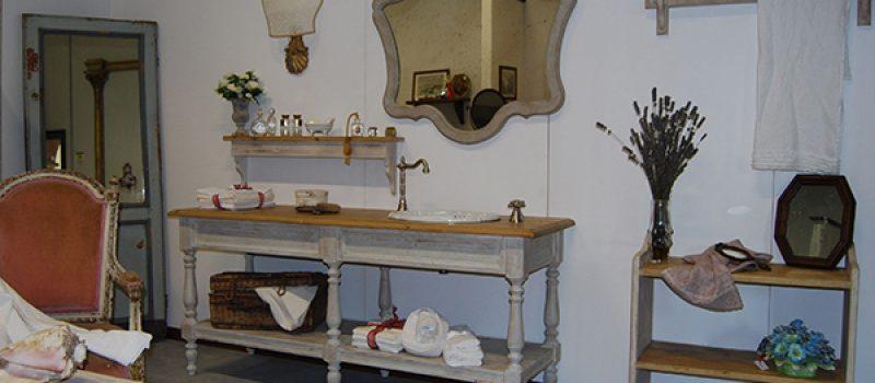 Ванная комната в стиле прованс по советам дизайнера