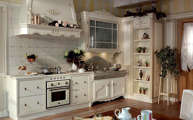 кухня прованс фото 1