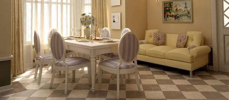 Дизайн гостиной в стиле прованс: секреты оформления