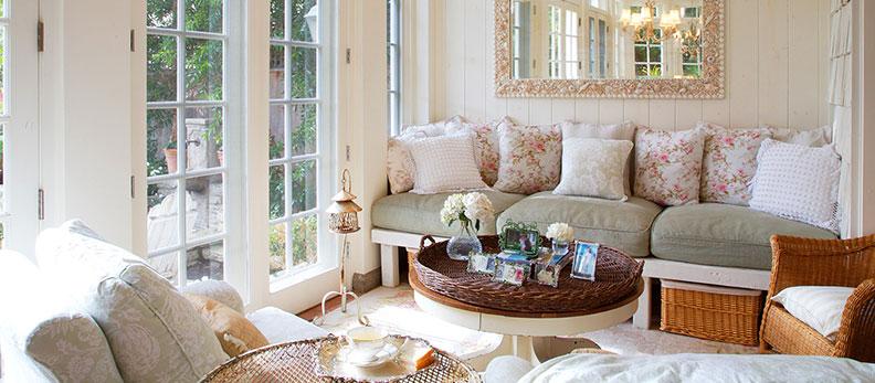 Французский прованс принесет в ваш дом настоящий уют