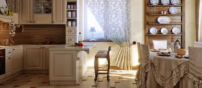 Особенности оформления помещения в стиле французский прованс