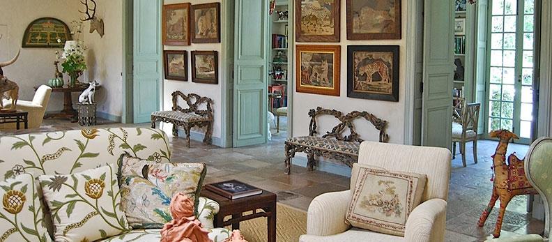 Нюансы создания дизайна гостиной в стиле прованс