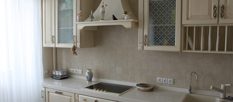 Особенности оформления кухни в стиле прованс