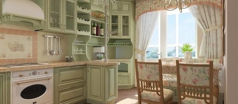 Для стиля прованс характерны вещи и предметы «под-старину»