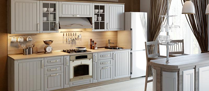 Дизайн кухни в стиле прованс — колоритная французская глубинка