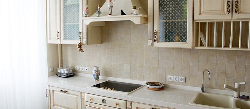 Правила обустройства интерьера кухни в стиле прованс