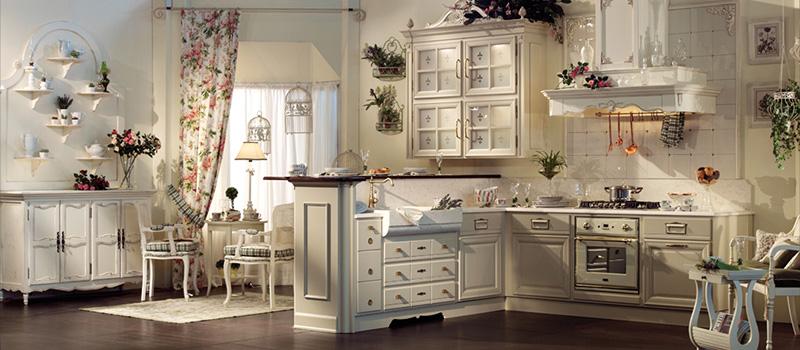 Кухня в дизайне прованс – это уютно!