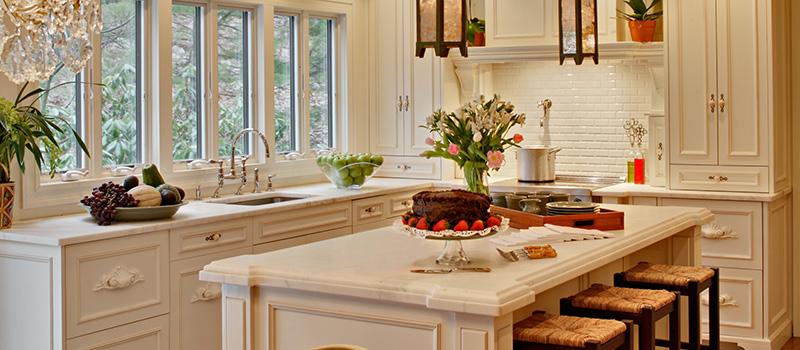Оформляем кухню в прованском стиле
