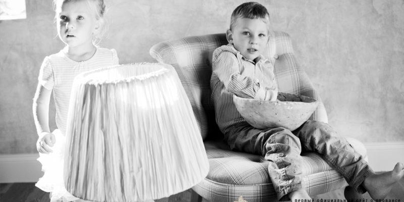 детская фотосессия в стиле винтаж