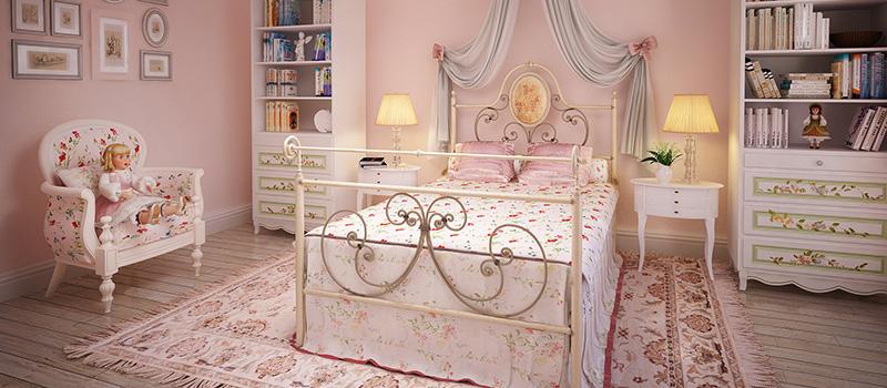 Мебельный гарнитур в прованском интерьере