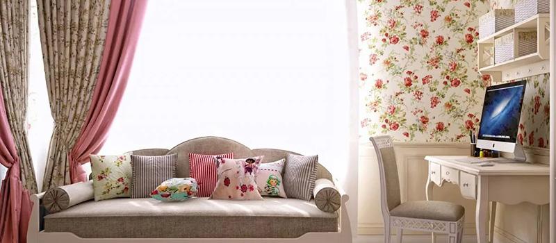 Романтика стиля прованс в оформлении гостиной