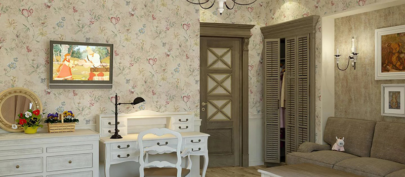 Секреты оформления дизайна гостиной в стиле прованс